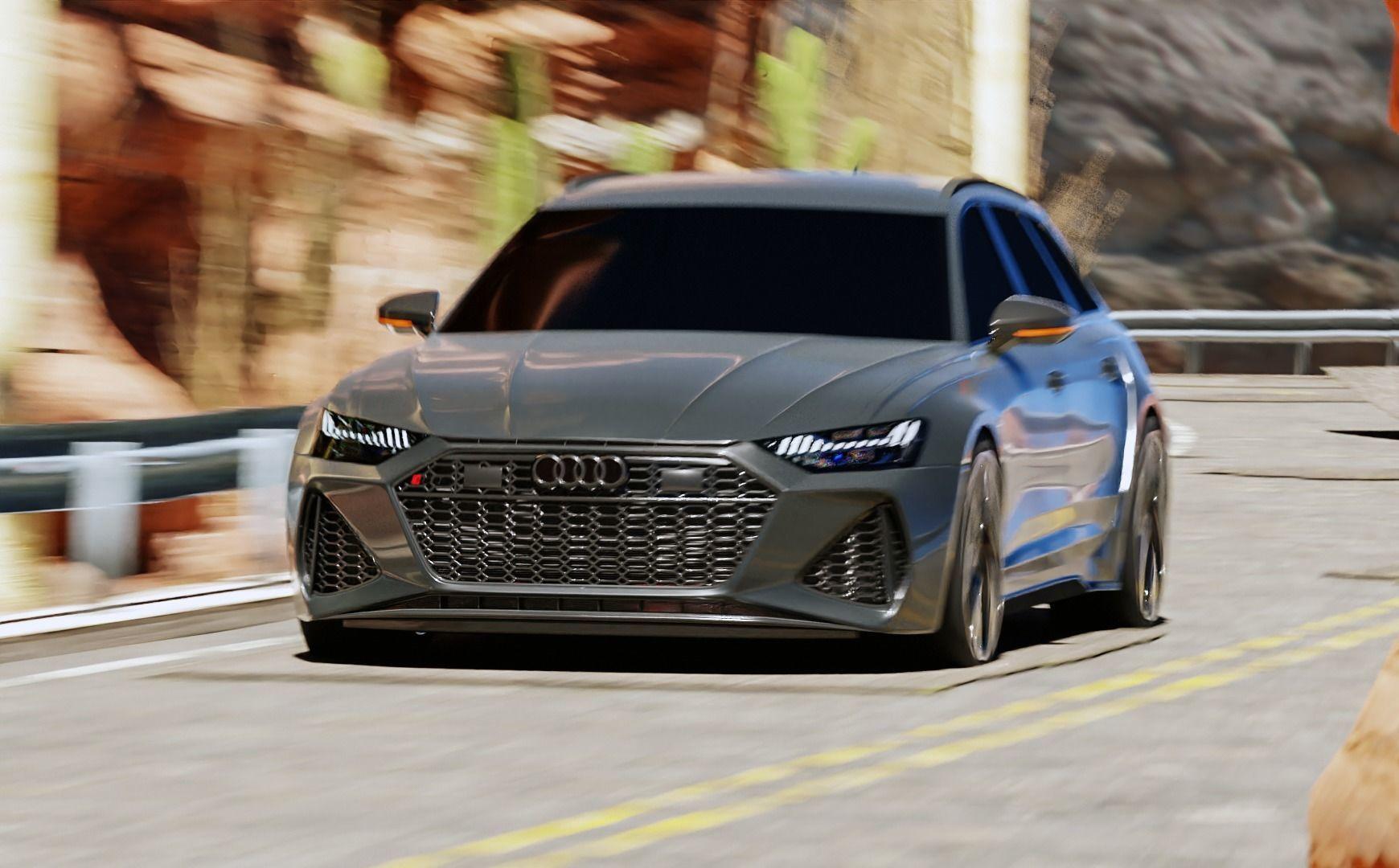 2020 Audi RS 6 Avant